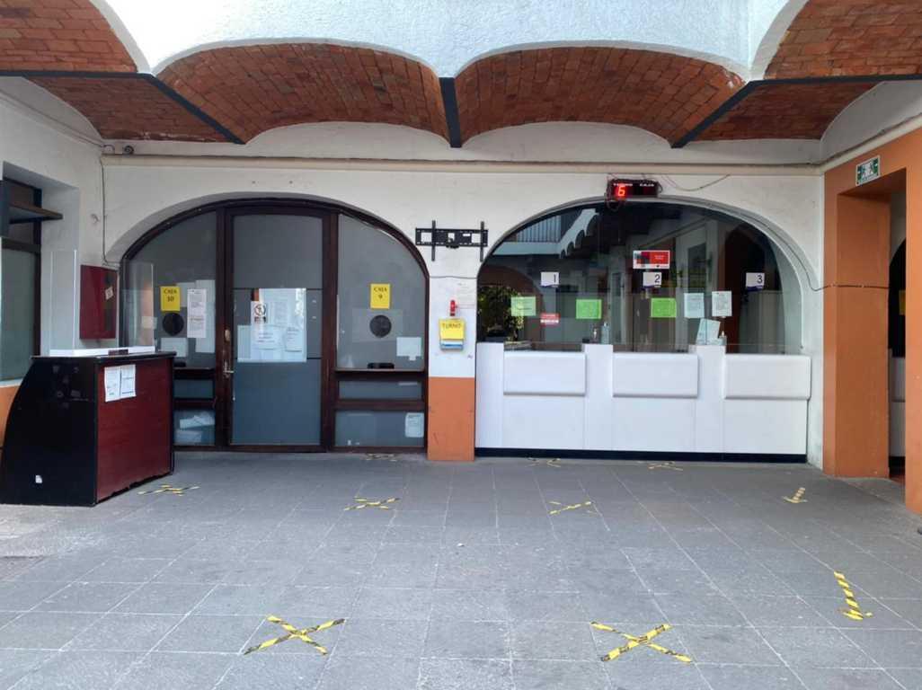 Retoma Ayuntamiento de Tlaxcala servicio de Tesorería