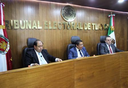 Revisarán con lupa proceder legal de Garrido en el PEST