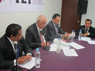 Amonestan magistrados al PRD y a Lorena Cuéllar