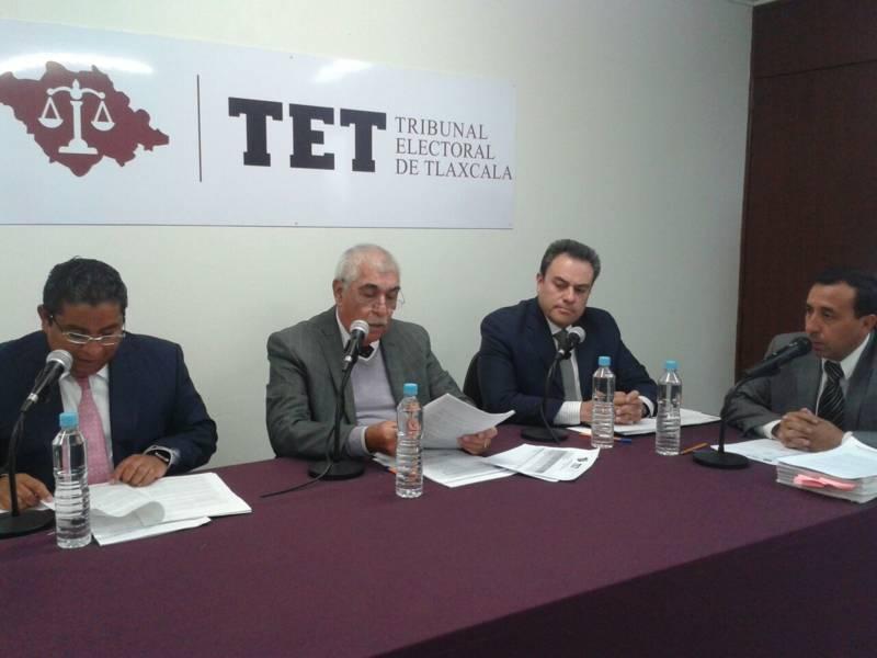 Ni Mariano ni Robles violaron la ley electoral en Tlaxcala: TET