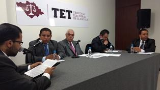 Confirma TET la aplicación de multa al PRD por 663 mil pesos