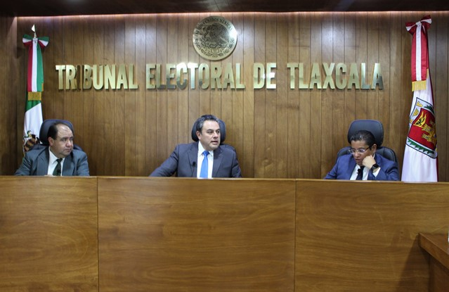 Magistrados confirman asamblea del PEST en Teolocholco