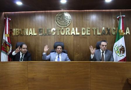 Le dan palo a Garrido y TET desconoce sus asambleas distritales