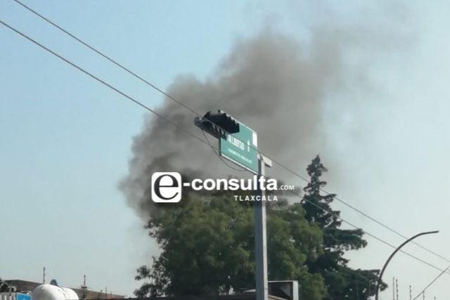 Exigen habitantes de Apizaco que clausuren crematorio ubicado en pleno centro de la ciudad