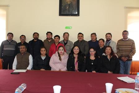 Presenta Tetla comité ciudadano para programa pueblos mágicos