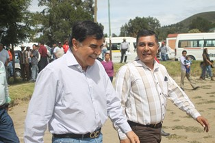 Alcalde de Tetla reconoce el trabajo del MGZ