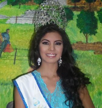 Reina Tetla 2015 representara a México en certamen  Miss Teen H2O Bikini internacional