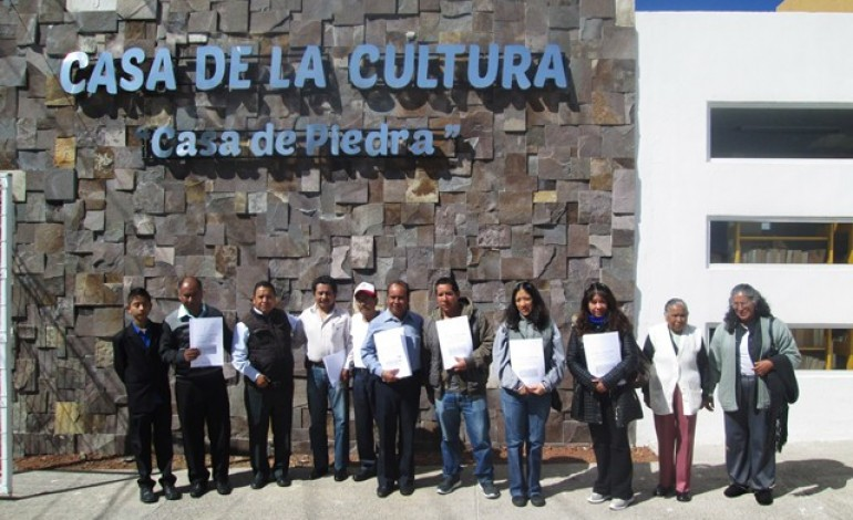 Certeza jurídica para pobladores de Tetlanohcan