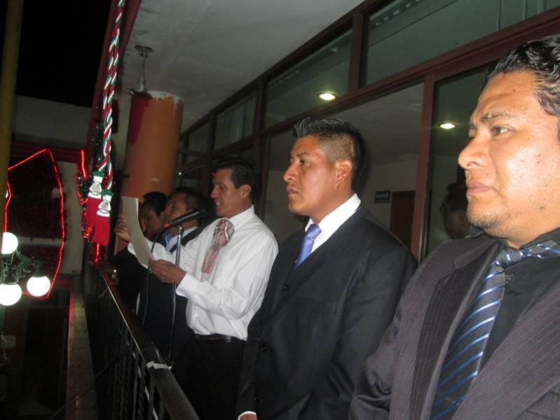 Con gran Ímpetu Tetlanohcan celebra las fiestas patrias