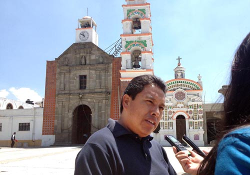 Reporta alcalde saldo blanco en feria 2015