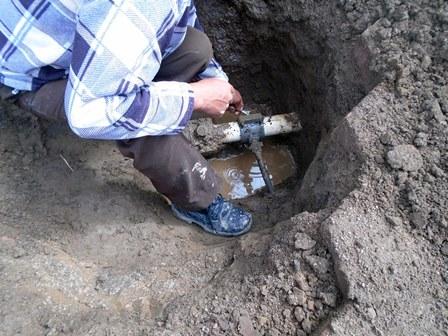 Repara Tetlanohcan fugas de agua potable