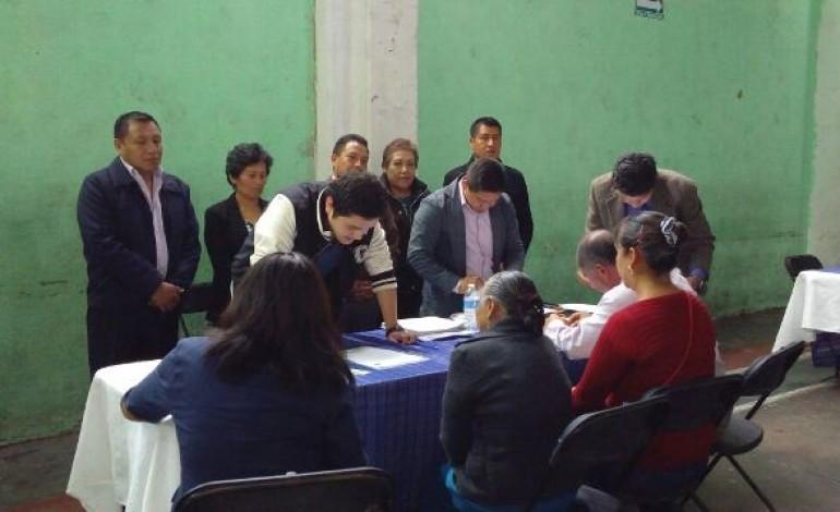 Beneficia Tetlanohcan a 64 familias con Campaña de Escrituración