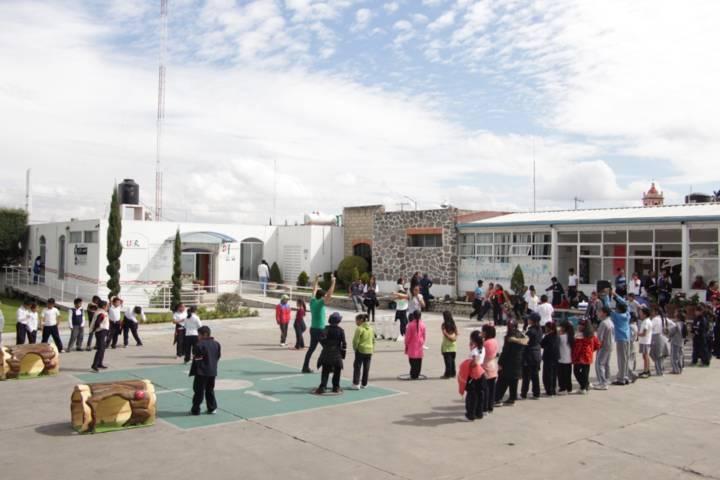 El Tetra Móvil endeña a los niños que conozcan sus derechos y obligaciones: GEP
