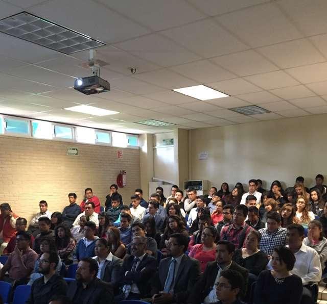 Dictó Thomas Karig Gerecht conferencia magistral en la UPTX