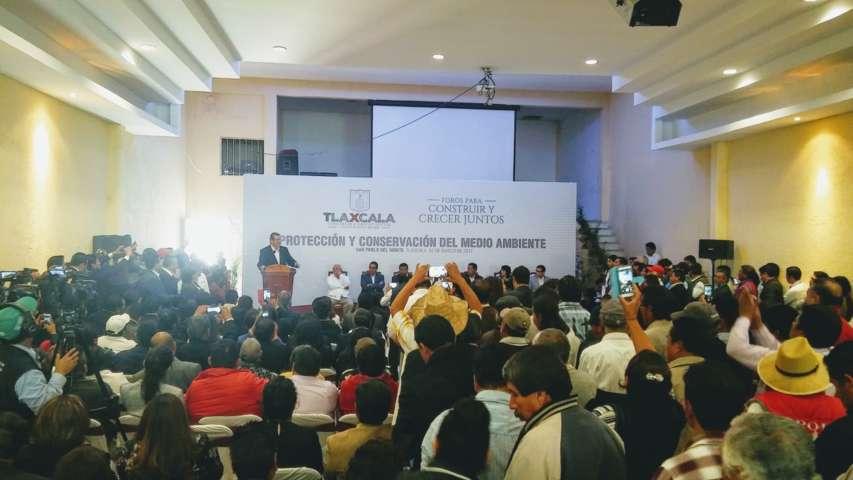 Tlaxcala está en un dilema, hace falta inversion y cuidado del ambiente