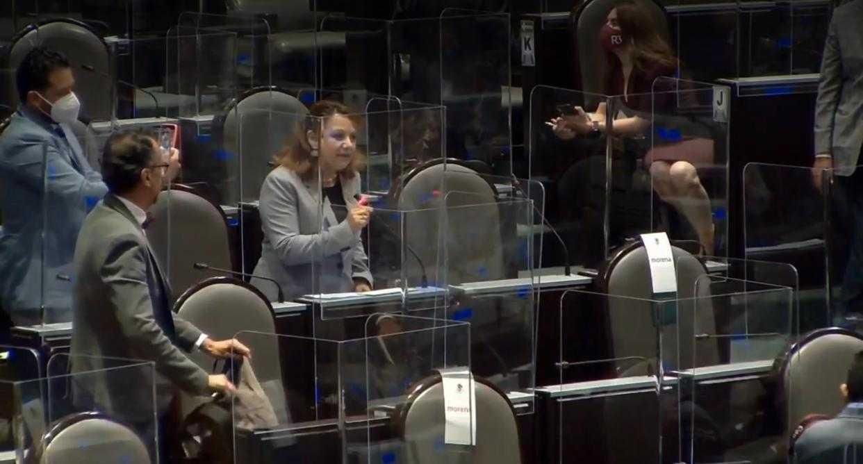 Aprueba Senado reforma al artículo 102 propuesta por Claudia Pérez