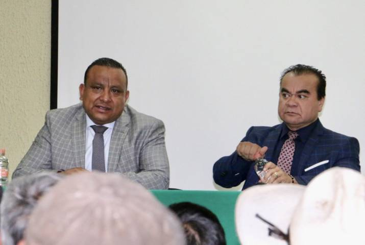 Atiende PGJE a ciudadanos de Atlangatepec