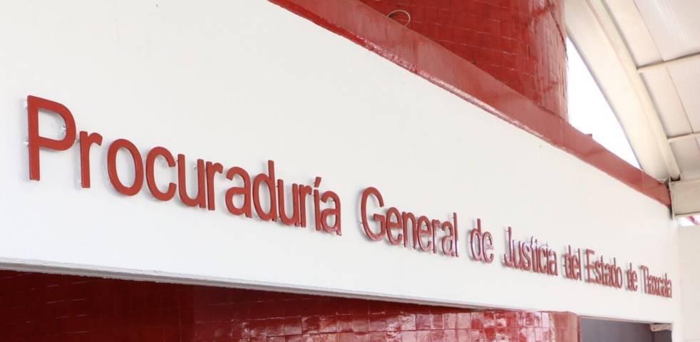 Asegura PGJE inmueble en Huamantla