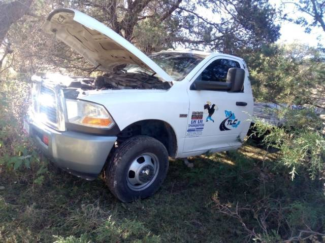 Recuperan una camioneta robada en Calpulalpan
