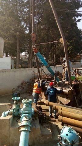 Suspenderán hoy el servicio de agua en diversas colonias de Chiautempan