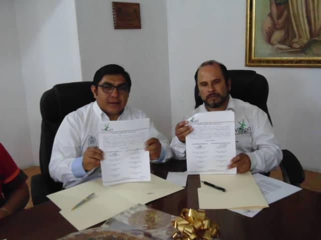 Visitó alcalde de Totolac San Luis Potosí