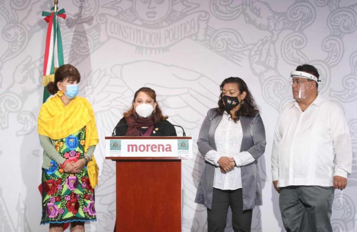 Reconocen Diputados Federales reforma impulsada por Claudia Pérez en pro de niñas, niños y adolescentes de México