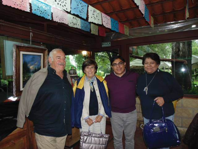 Sostuvieron reunión de trabajo Alcalde de Totolac e investigadora de la UNAM