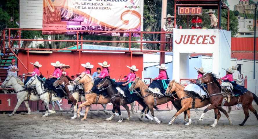 Viene emocionante final del torneo charro de Tlaxcala