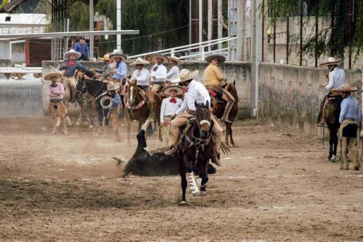 3ª fase torneo charro Tlaxcala centro en Apizaco