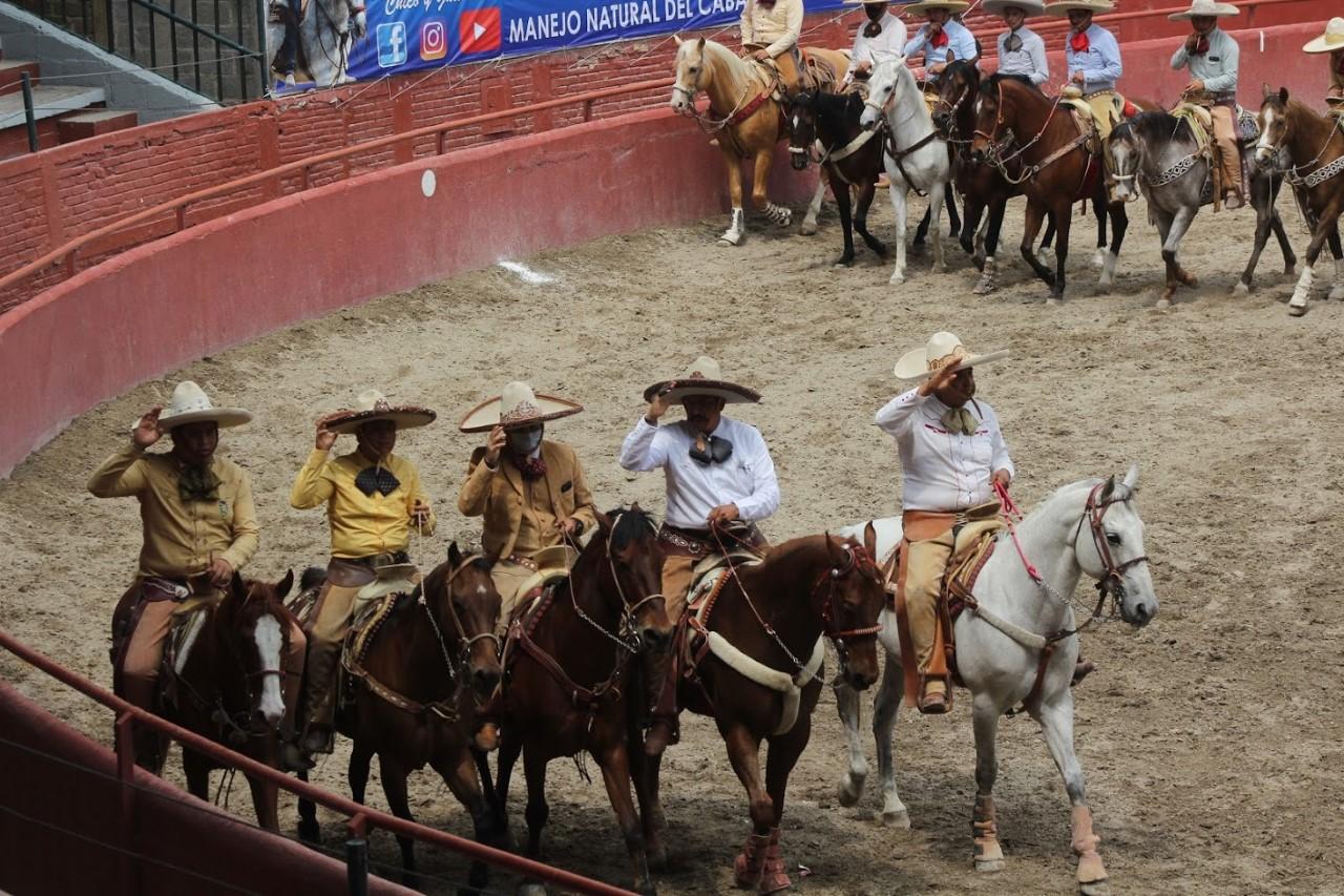 Inició Campeonato Estatal Tlaxcala 2021 en honor a grandes charros