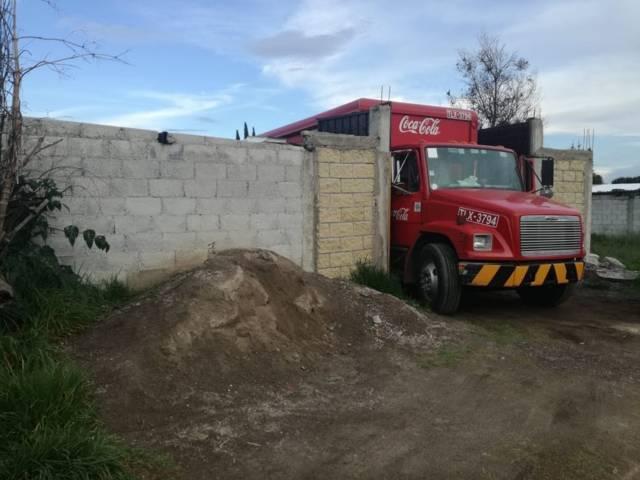 Recupera PGJE camión robado de una empresa refresquera