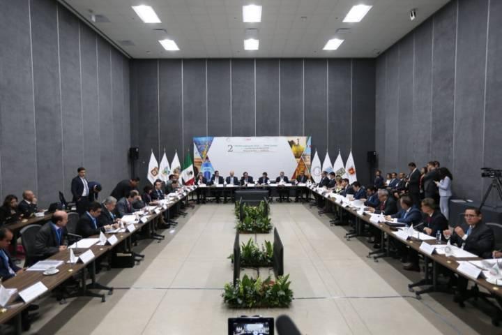Participa Tlaxcala en la Segunda Sesión Ordinaria De La CNPJ