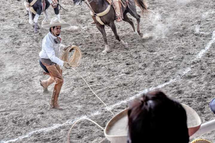 Vibrante 2ª fase del Torneo charro de Tlaxcala