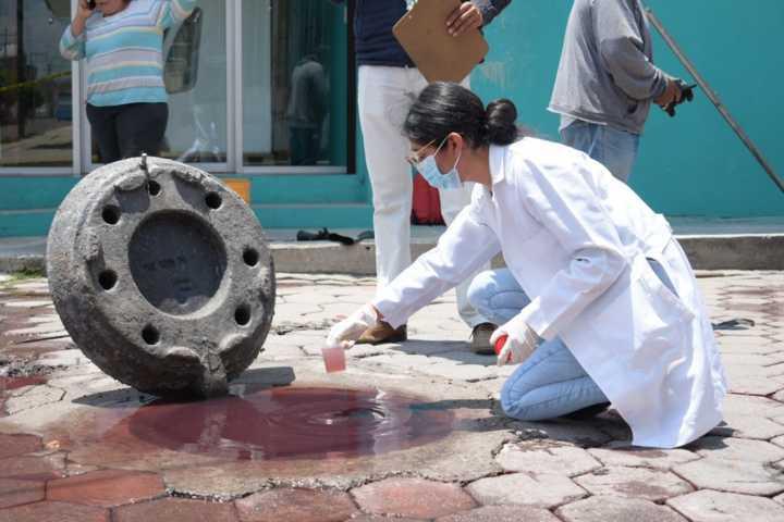 El Gobierno de Zacatelco regula empresas contaminantes