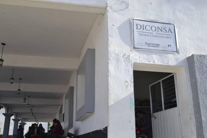 Seguridad alimentaria para las familias de Tzompantepec