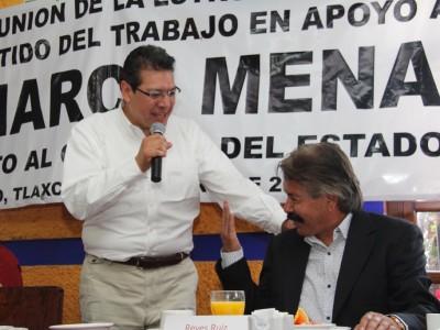 Surge discordia entre candidatos locales de MORENA- PT- PES