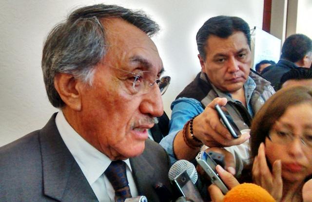Tito Cervantes no perdonará actos de omisión en la PGJE