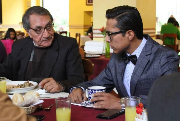 Confía Tito Cervantes en coordinación y dialogo para abatir inseguridad en transporte Público