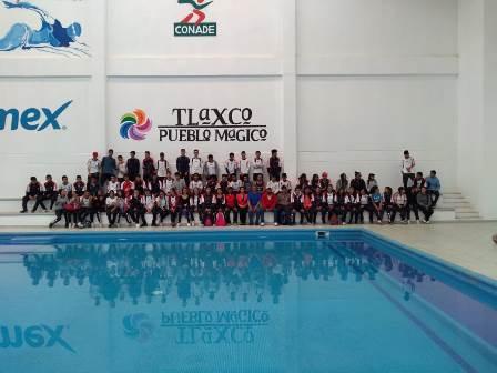 Tlaxco puso en marcha programa deportivo contra adicciones