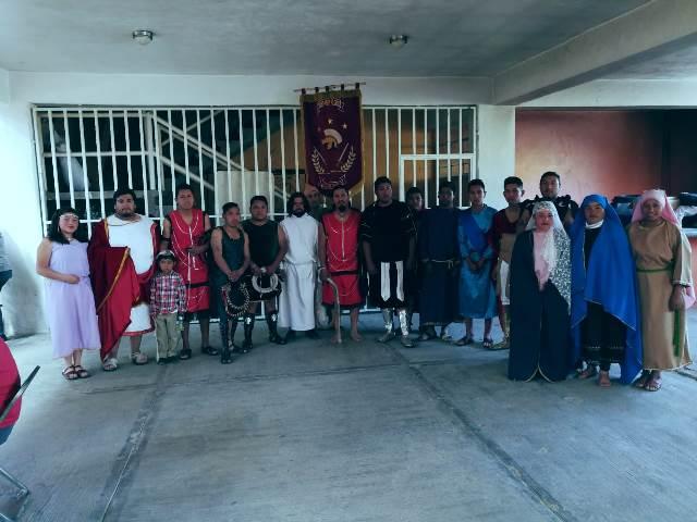 Visitan Tlaltelulco más de 20 mil personas en Semana Santa