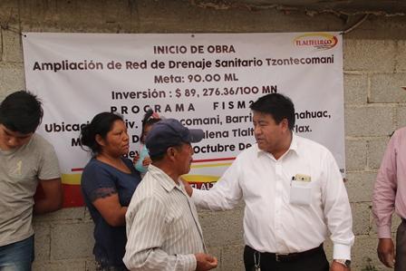Más servicios básicos para más comunidades: Pluma Morales