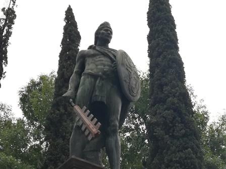 Conmemorarán 497 aniversario luctuoso de Xicohténcatl Axayacatzin