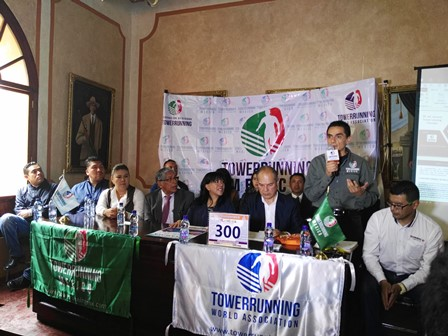 Tlaxcala lista para recibir competidores de towerrunning
