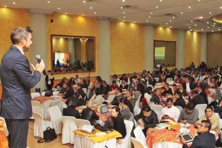 Tlaxcala ejemplo nacional en formación de líderes en escuelas