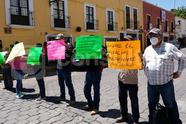 Revienta conflicto en la CAPAM, no hay dinero para pagarle a los trabajadores