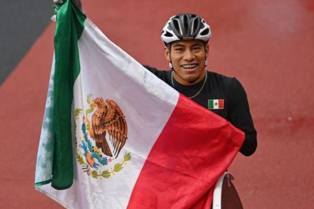 Leonardo de Jesús Pérez se cuelga el bronce en los Juegos Paralímpicos de Tokio 2020