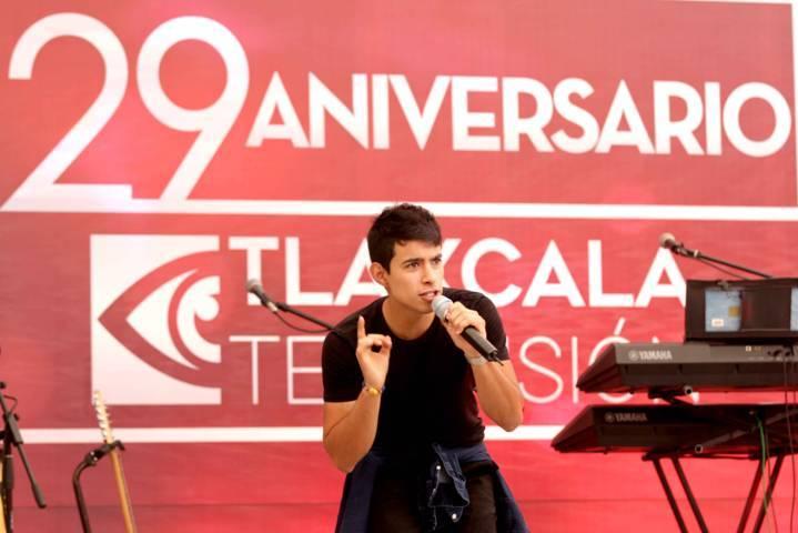 Celebran 29 Aniversario de Tlaxcala Televisión