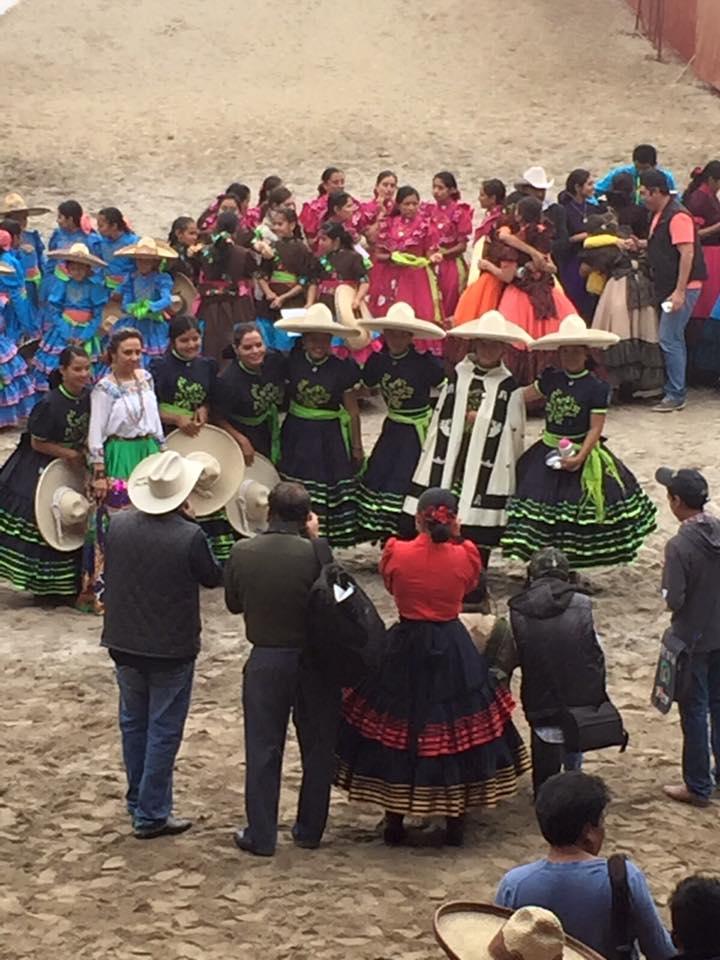 Tocó el turno a La Cabaña en la feria de Tlaxcala
