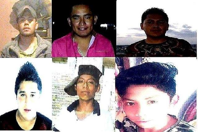 Jóvenes tlaxcaltecas desaparecidos habrían llegado a Veracruz