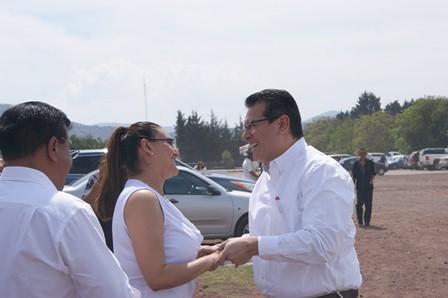 Beneficiarán en Tlaxco a 2 mil 700 productores agrícolas